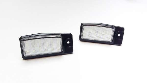 LED Kennzeichenbeleuchtung Nissan X-Trail T32
