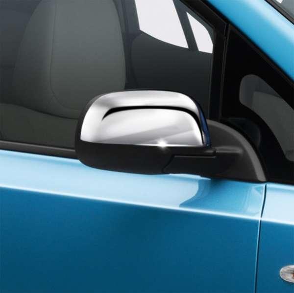 Spiegelkappen Nissan Leaf ZE0 2013/02-