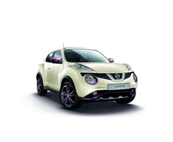 Exterieur Paket Nissan Juke F15 2014/05-