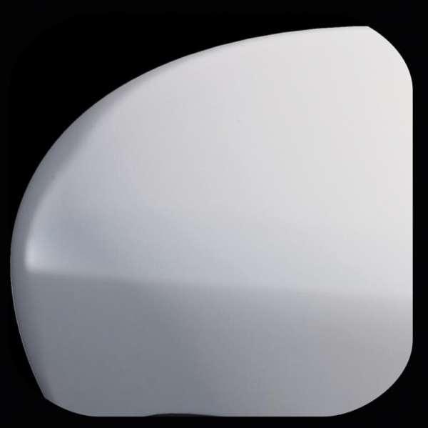 Hauptscheinwerfer Blenden, für SRA, Glossy White Nissan Juke F15 -2014/04