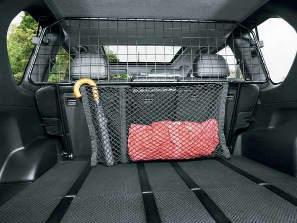 Gepäckraum-Trenngitter Nissan X-Trail T31