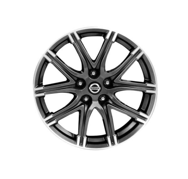 Leichtmetallfelgen Nissan Juke F15 2014/10-