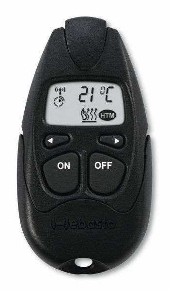 Bedienelement: Webasto Telestart T100 HTM (Komplettset Sender/Empfänger) Nissan Cube Z12