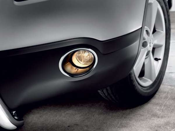 Nebelleuchtenumrandung Nissan Qashqai J10 -2010/01