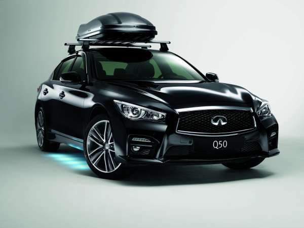 Safety Light Package Infiniti Q50