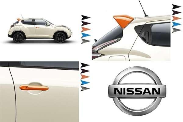Dynamik Paket Atsugi Grey Nissan Juke F15 2014/05-