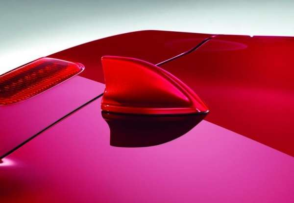 Haifisch-Antenne Nissan Juke F15 2014/05-