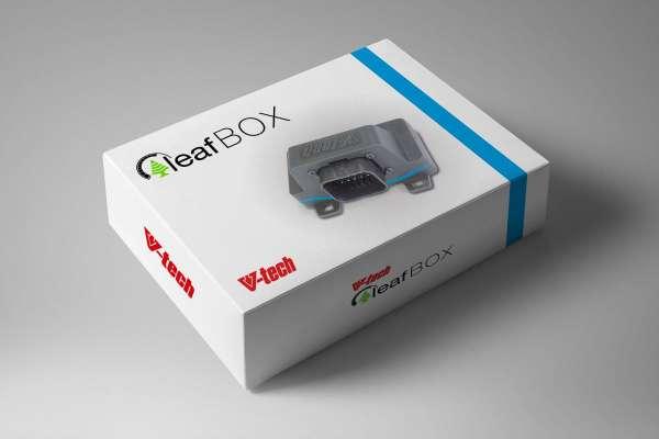 Leaf Box - range extender Nissan Leaf