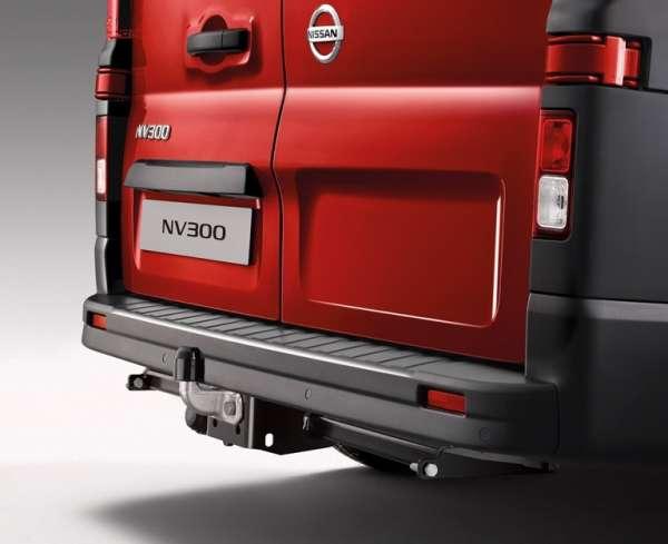 Anhängezugvorrichtung, abnehmbar, E-Satz 7 polig Nissan NV300 X82