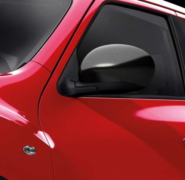 Spiegelkappen Carbon Look Nissan Juke F15 -2014/04