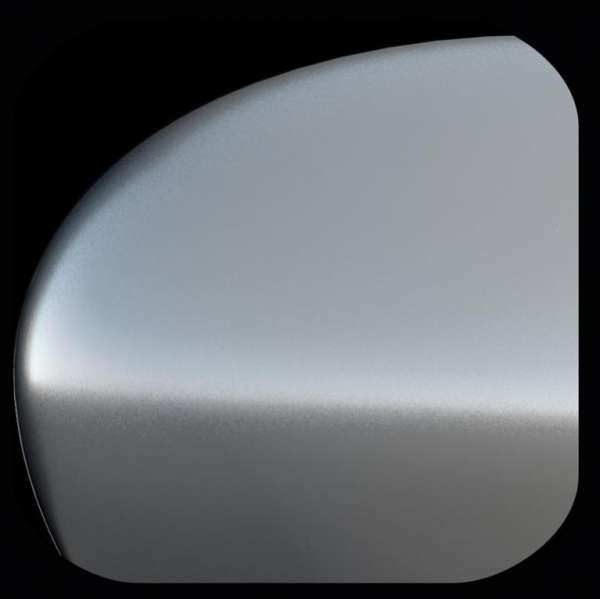 Hauptscheinwerfer Blenden, für SRA, Metallic Grey Nissan Juke F15 -2014/04