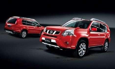 Unterfahrschutz, vorne Nissan X-Trail T31 2010/07-