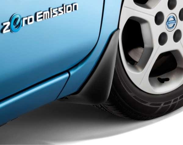 Schmutzfänger Nissan Leaf ZE0