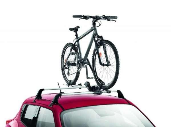 Fahrrad-Träger für ein Rad bis zu Rahmenstärke Ø 80mm Nissan Juke F15