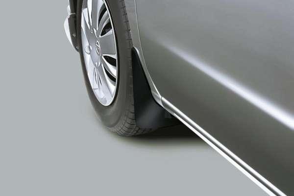 Schmutzfänger, Vorne und hinten Nissan E-NV200 M20