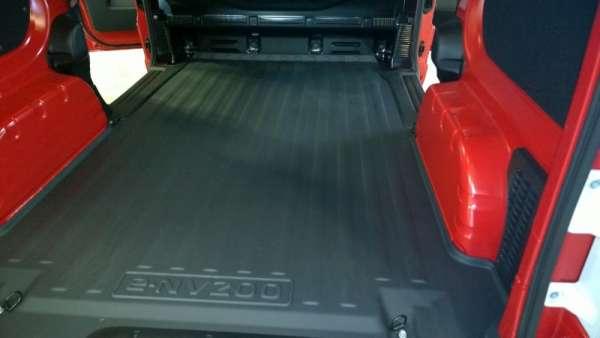 Laderaumabdeckung Nissan E-NV200 M20