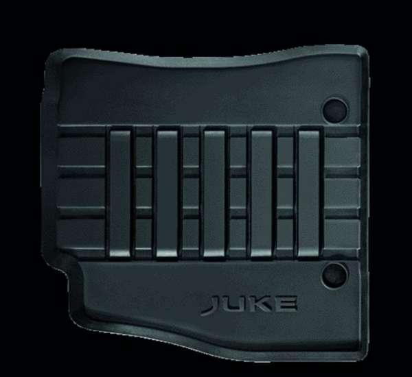 Gummi-Fußmatten Nissan Juke F15 2014/05-
