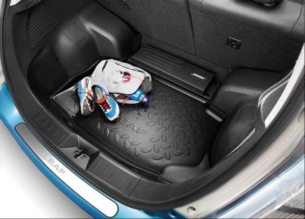 Laderaumwanne Nissan Leaf ZE0 2013/02-