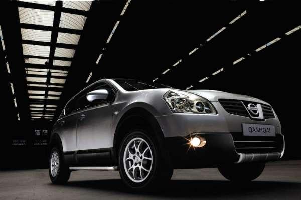 Schwellerrohre Nissan Qashqai+2 J10