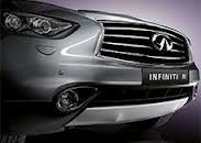 Front Styling Plate Infiniti QX70 / FX Diesel