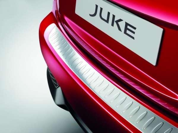 Ladekantenschutz Nissan Juke F15 2014/05-