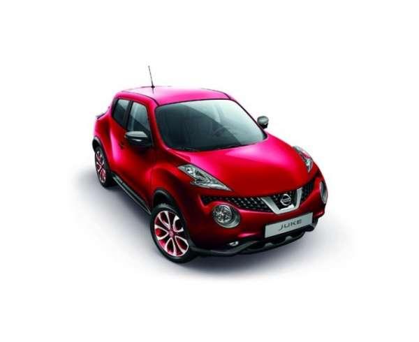 Hauptscheinwerfer Blenden, ohne SRA, Nashville Carbon Nissan Juke F15 2014/05-