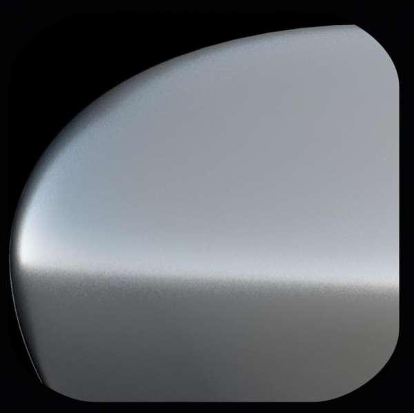Hauptscheinwerfer Blenden, ohne SRA, Metallic Grey Nissan Juke F15 -2014/04