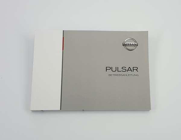 Betriebsanleitung Nissan Pulsar C13