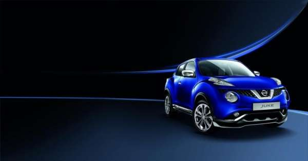 Stoßfänger-Stylingelemente Beijing Chrome Nissan Juke F15 2014/05-