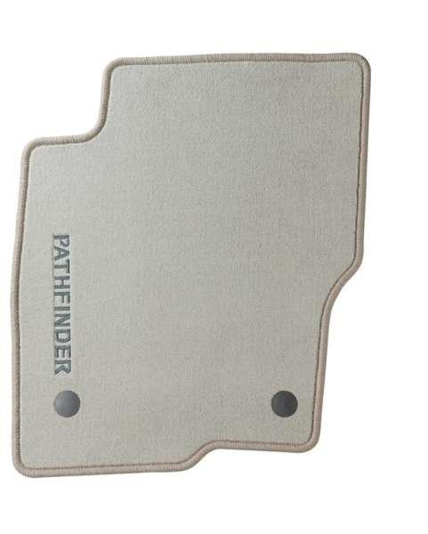 """Textil-Fußmatten """"Desert"""" Nissan Pathfinder R51 2010/01-"""