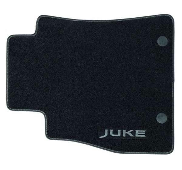 "Textil-Fußmatten ""Velours"" Nissan Juke F15"