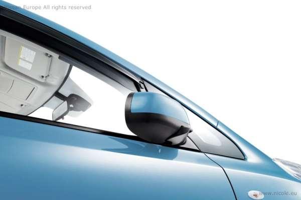 Komfortmodul für anklappbare Außenspiegel Nissan Leaf ZE0 2013/02-