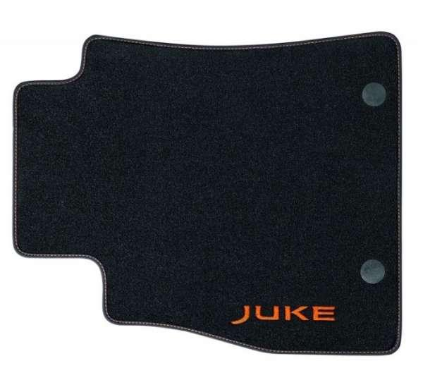 "Textil-Fußmatten ""Velours"" Nissan Juke F15 Phase 3"