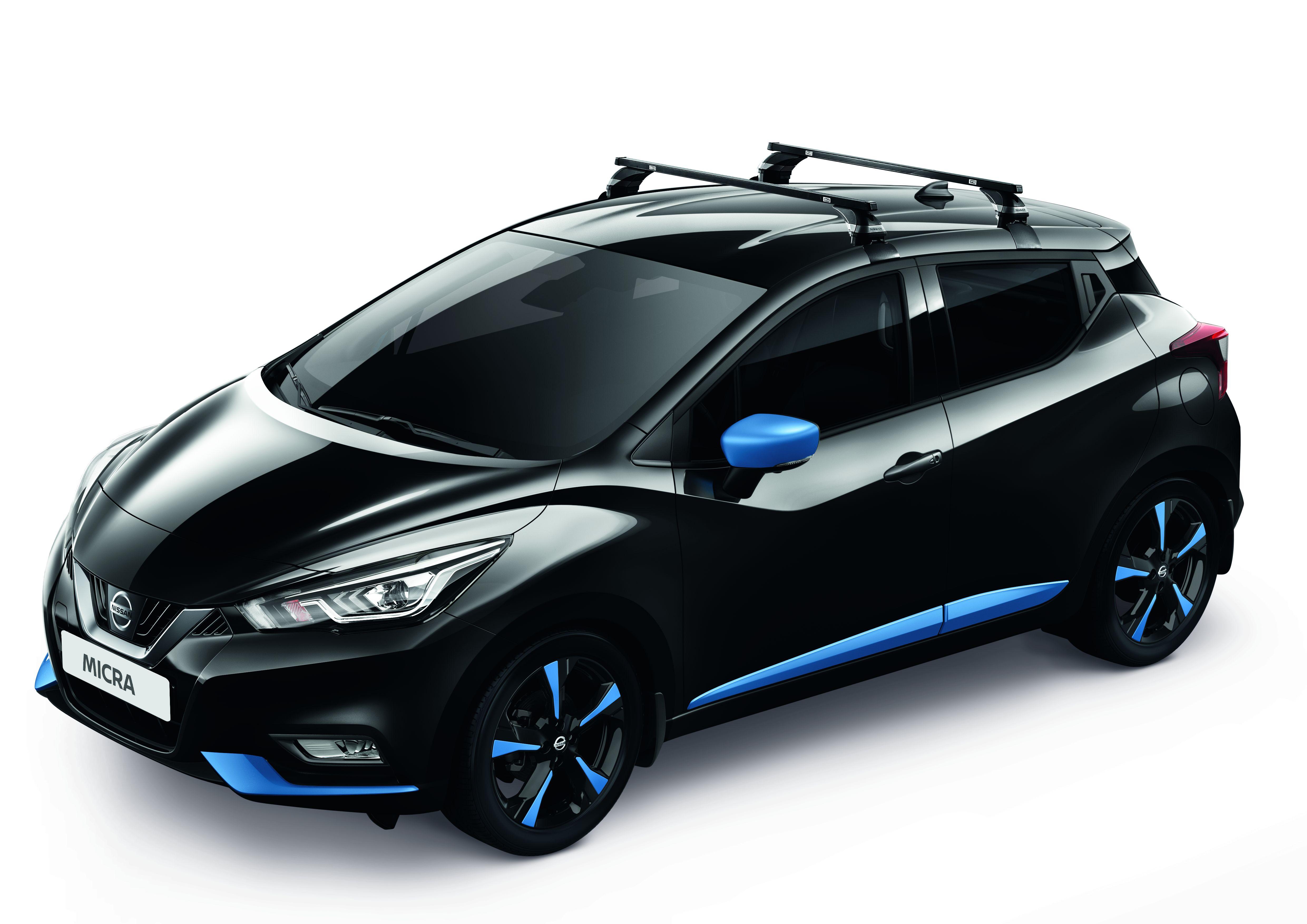 Q70 For Sale >> Basis-Dachgepäckträger Nissan Micra K14 | Gepäck und Transport | Micra K14 | Nissan Zubehör ...