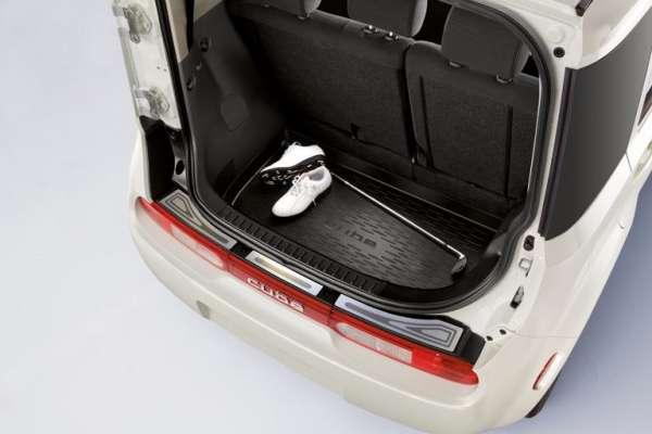 Ladekantenschutz Nissan Cube Z12