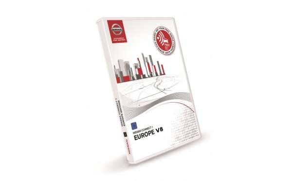 Nissan Connect 1 SD Karte Europe V9 - KE288LCN1EV9