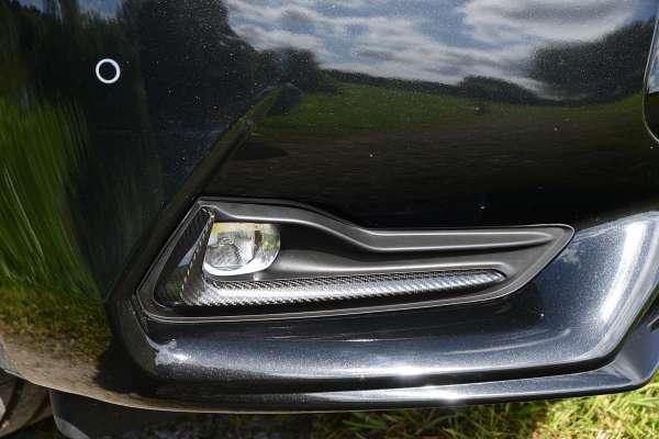 Carbon Nebellicht Einkleidung Infiniti Q60 Coupe