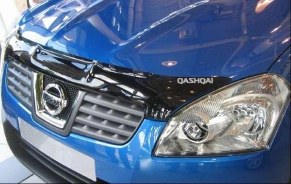 Motorhauben-Frontschutz Nissan Qashqai J10 -2010/01