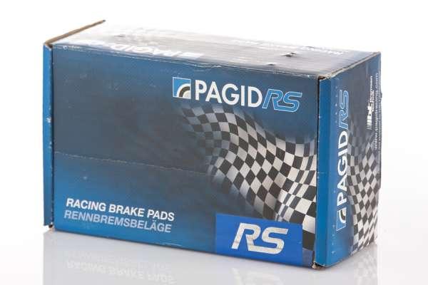 Pagid RS14 Bremsbeläge hinten Nissan GTR R35