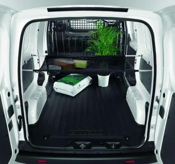 Halterung für Gepäckraumnetz Nissan E-NV200 M20