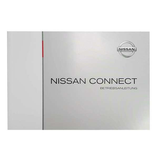 Betriebsanleitung Nissan Connect 3