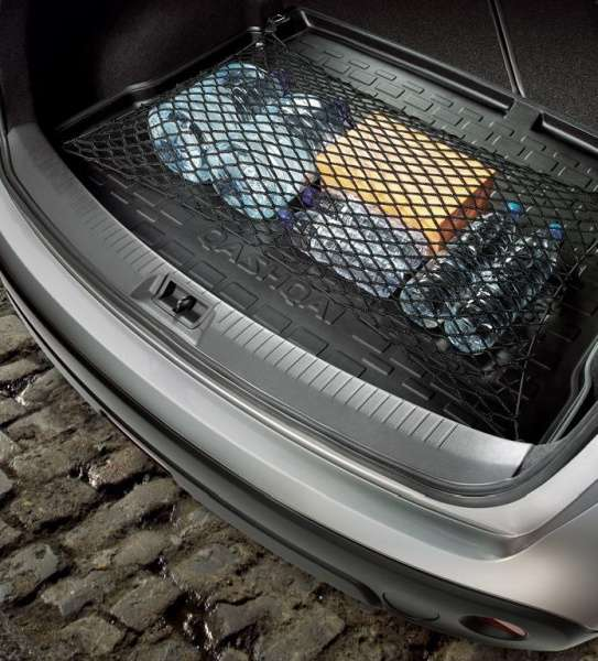 Kofferraum-Passformschale Nissan Qashqai J10