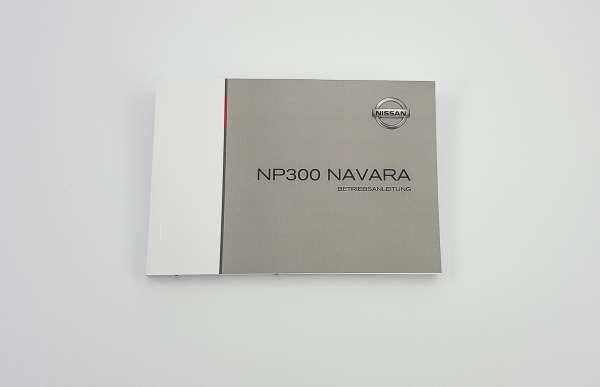 Betriebsanleitung Navara NP300 D23