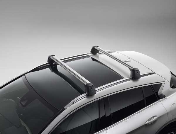 Basis-Dachgepäckträger Infiniti Q30/QX30