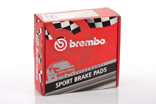 Brembo Bremsbeläge VA Nissan GTR R35