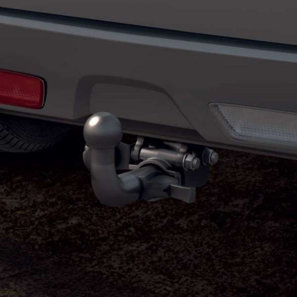 Anhängezugvorrichtung abnehmbar, E-Satz 7 polig Nissan X-Trail T31 2010/07-