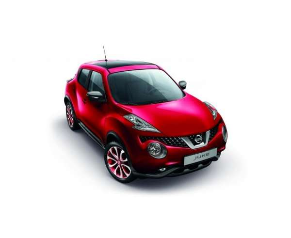 Style Paket Nashville Carbon Nissan Juke F15 2014/05-