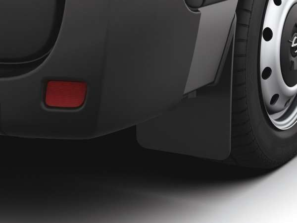 Schmutzfänger, vorne Nissan NV400 X62