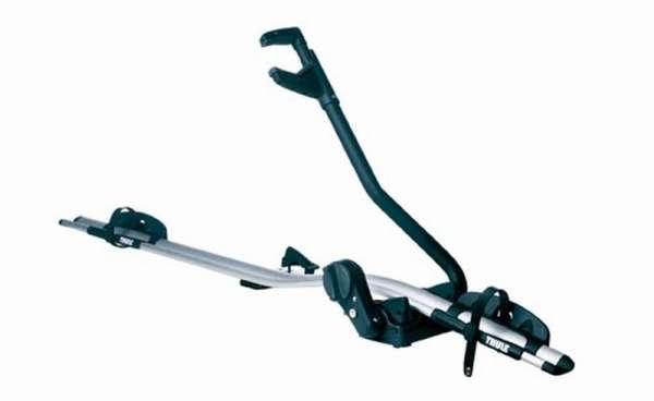 Fahrrad-Träger für ein Rad bis zu Rahmenstärke Ø 80mm Nissan Cube Z12